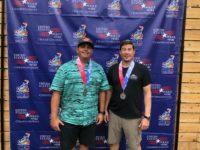 CACI Members McKeown & Osborn Earn Silver Medals at 2019 Police & Fire Games