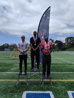 CACI Member Storm Huie Earns Silver Medals at 2019 Police & Fire Games