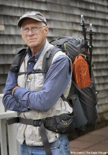 Coast to Coast Walk by Former State Parks Volunteer