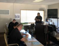 CSLEA & HPAC Welcome New Hospital Police Officers at ASH
