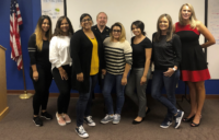 Dispatchers Training at CHP Riverside Meet Union Representatives