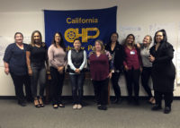 New Employee Orientation at CHP Academy in West Sacramento