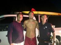 Quick Response by State Parks Lifeguards Saves A Life in Malibu
