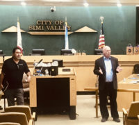 CSLEA and COLRE Meet with LREs in Simi Valley
