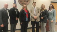 CSLEA & CARII Attend Joint Labor Management Committee Meeting
