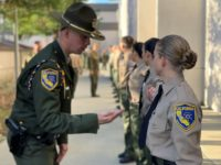 CSLEA Meets with Cadets in CDFW Wildlife Academy Class 63