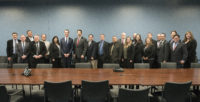 CSLEA Directors Travel to State Capitol to Meet with Governor Gavin Newsom