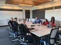 CSLEA and CACI Meet with Lottery Management