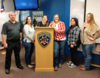 CHP-PSDA's Steve Fulton Visits New Dispatchers Training in Riverside