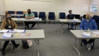 CSLEA Meets with New Licensing Registration Examiners in Sacramento