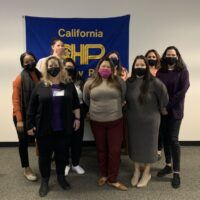 New CHP Dispatchers Meet Union Representatives at West Sacramento Academy