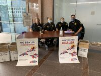 Assisting the Public and State Employees on National Drug Take Back Day