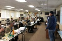 CSLEA & HPAC Meet with Cadets at HPO Academy