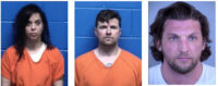 Three Arrested in Double Homicide Investigation
