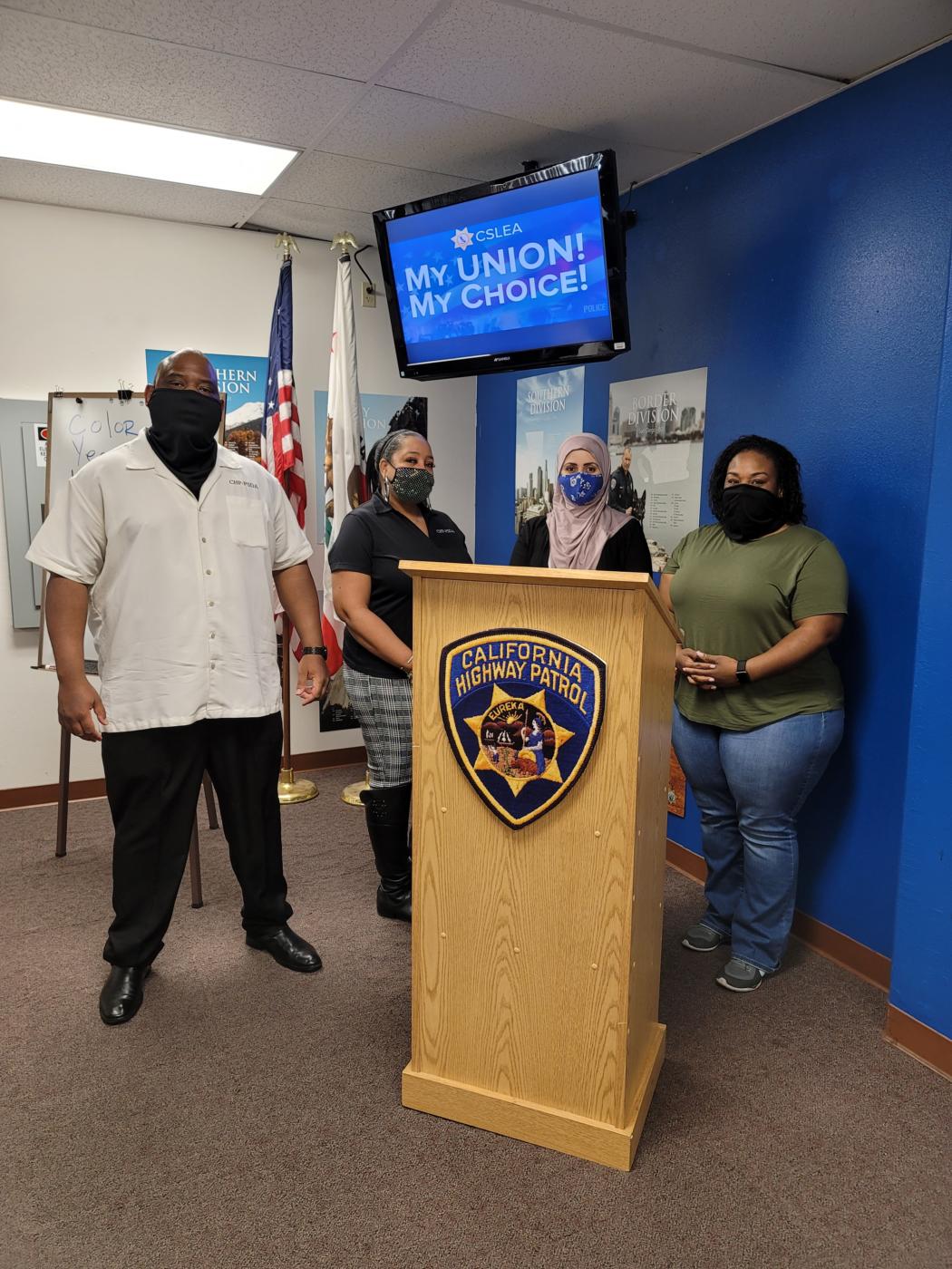 CHP-PSDA Welcomes New Dispatchers to Union Membership