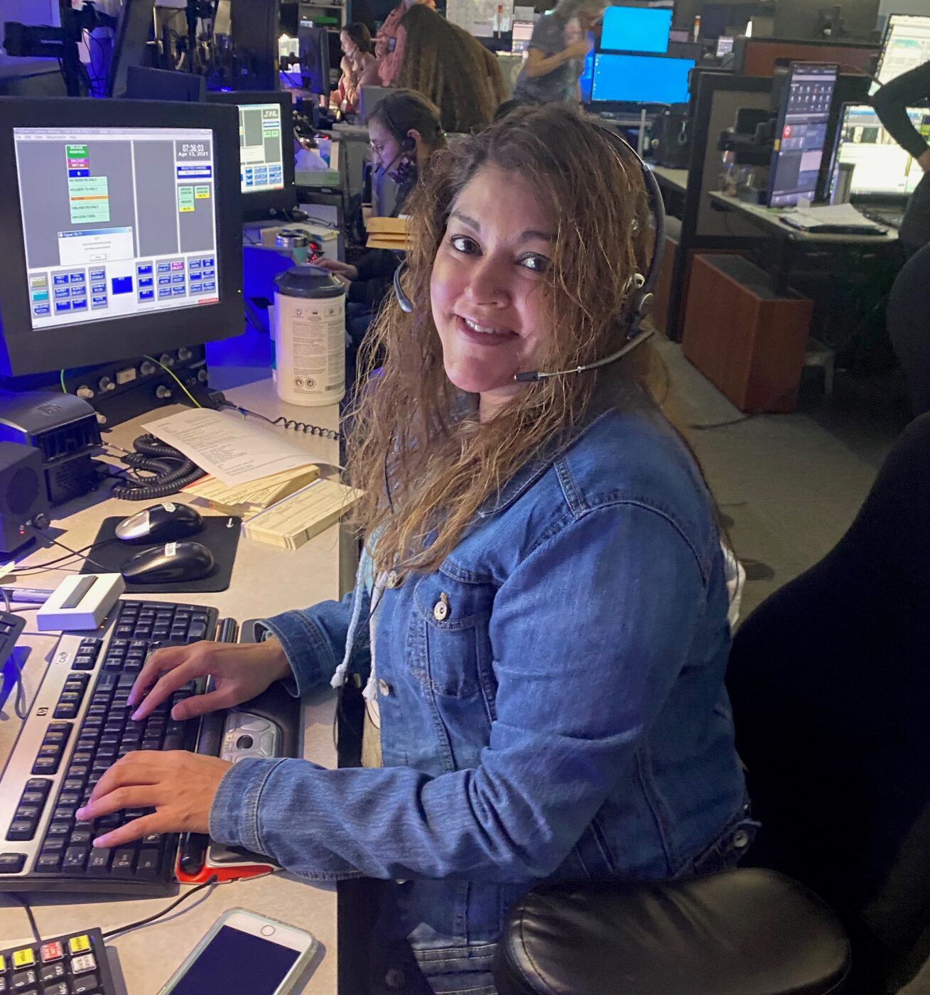 Meet Public Safety Dispatcher Artti Parham