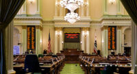 CSLEA Representatives Voice Support for SB 284 at Assembly Committee Hearing