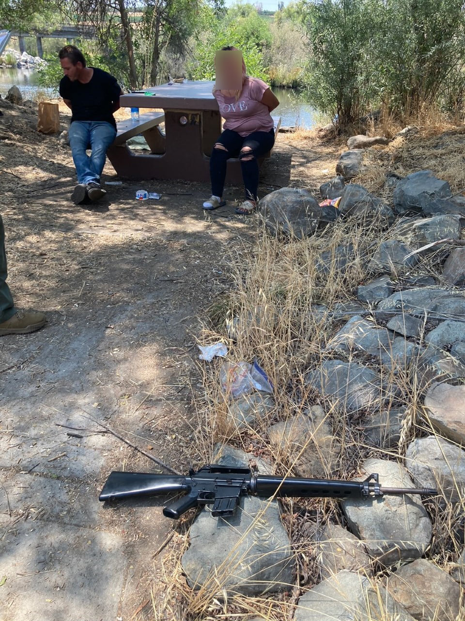 State Parks Rangers Assist Fresno County Deputies with Weapons Call