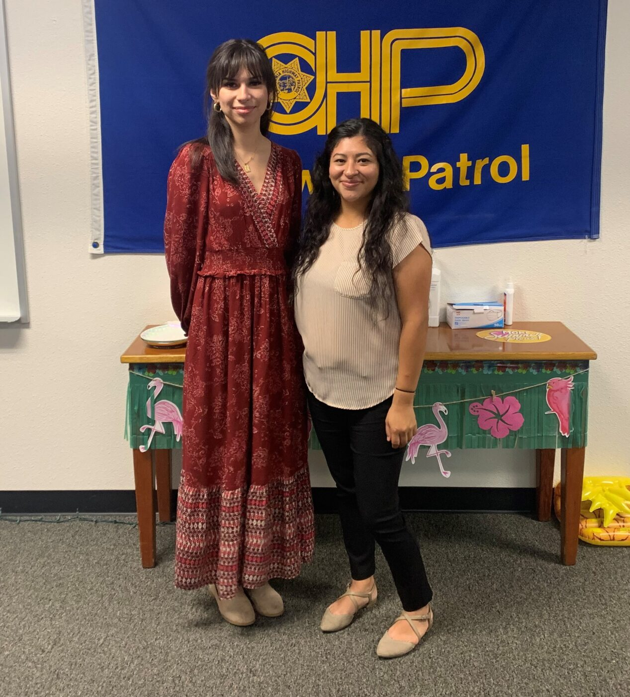 CSLEA Welcomes New CHP Dispatchers Training in West Sacramento