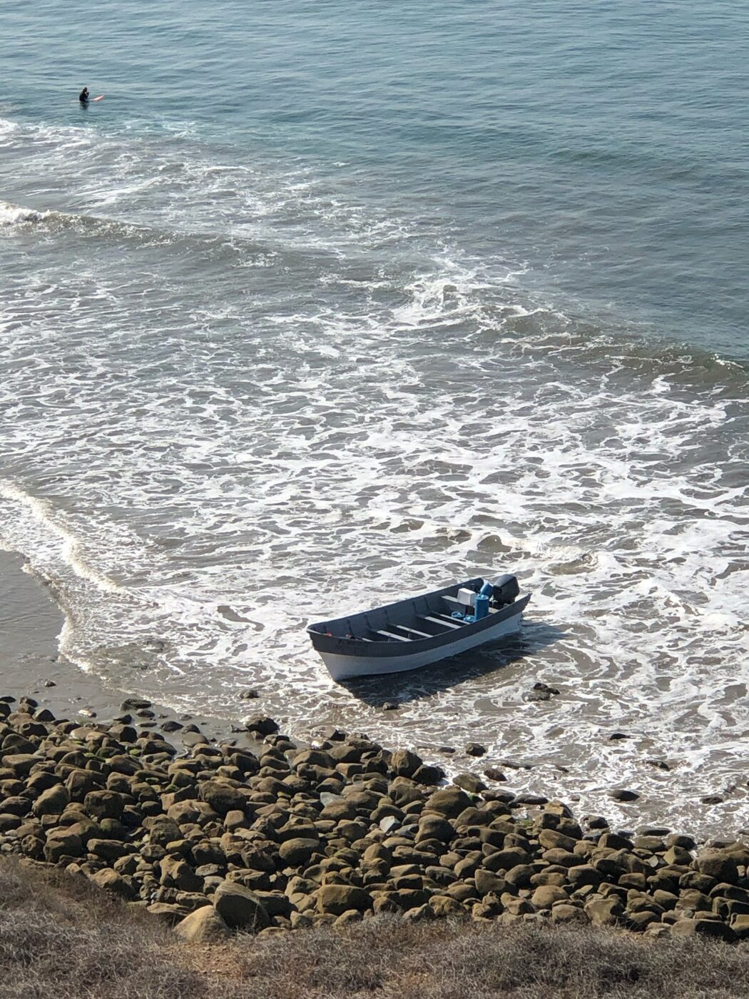 California State Park Ranger Spurs Rescue After Spotting Passenger-filled Panga Boat