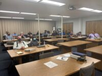CSLEA and AMCOS Leadership Meet with Motor Carrier Specialists in Vallejo