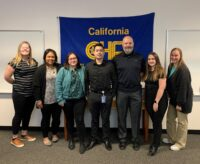 CSLEA & CHP-PSDA Welcome Seven New Members from Throughout California